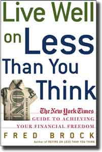 Live Well on Less Than You Think book cover